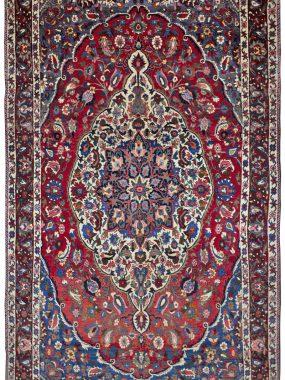 handgeknoopt Bachtiar tapijt is verkrijgbaar bij Perez vloerkleden
