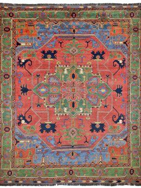 handgeknoopt Ghasny tapijt is verkrijgbaar bij Perez vloerkleden in Tilburg