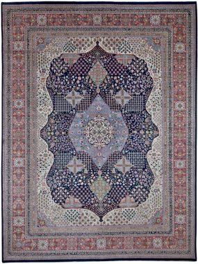 wol handgeknoopt tapijt is verkrijgbaar bij Perez vloerkleden Tilburg