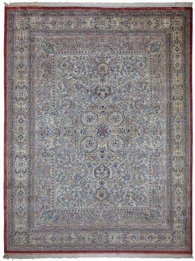Kirman handgeknoopt tapijt is verkrijgbaar bij Perez vloerkleden in Tilburg