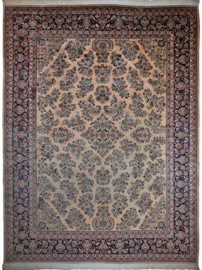 handgeknoopt Sarouck tapijt is verkrijgbaar bij Perez vloerkleden in Tilburg