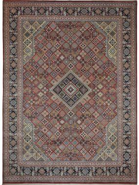 handgeknoopt Meh meh tapijt is verkrijgbaar bij Perez vloerkleden in Tilburg