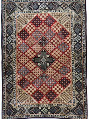 handgeknoopt wollen Nain tapijt is verkrijgbaar bij Perez voerkleden in Tilburg