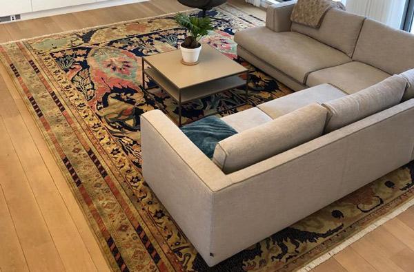 Bidjar handgeknoopt tapijt is verkrijgbaa bij Perez vloerkleden in Tilburg