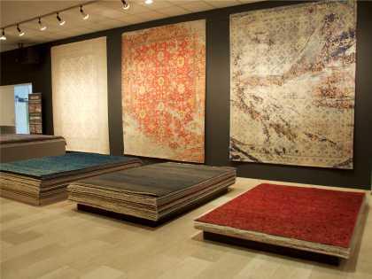 Handgeknoopte vloerkleed of tapijt in Tilburg. Perez vloerkleden is de vloerkleden specialist