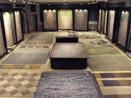 Handgeknoopte vloerkleed of tapijt in Tilburg., Perez vloerkleden is de vloerkleden specialist