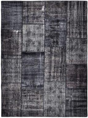 Vintage patch vloerkleed is er in diverse kleuren en maten en verkrijgbaar bij Perez vloerkleden.