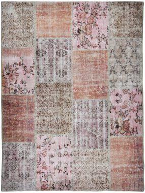 Vintage patch wollen vloerkleed Ankara is verkrijgbaar in diverse maten en kleuren. Perez vloerkleden Tilburg