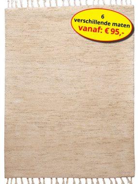 Berber tapijt vloerkleed sale aanbieding