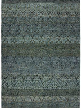 Shalimar handgeknoopt tapijt van wol