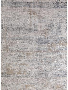 Bovenkant vloerkleed Olympia 27 in beige grijs is verkrijgbaar bij Perez vloerkleden in Tilburg