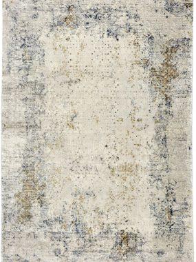 Bovenkant vloerkleed Olympia 40B in beige grijs is verkrijgbaar bij perez vloerkleden