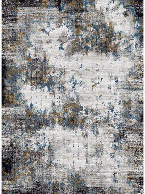 Bovenkant tapijt Olympia grijs beige. Verkrijgbaar bij Perez vloerkleden Tilburg