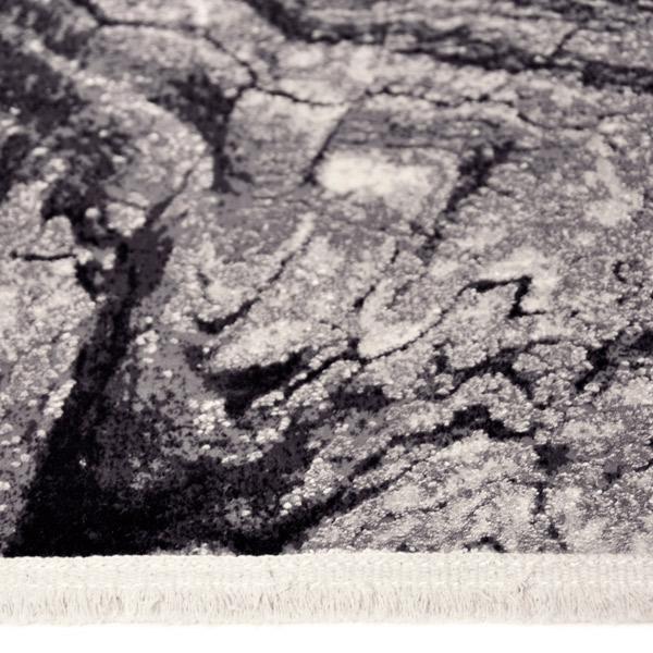 Zijkant Olympia machinaal geknoopt vloerkleed. Verkrijgbaar bij Perez vloerkleden