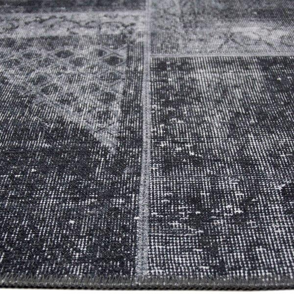 Nr. 96623 – P-BOSPORUS 01 ANTRACIET zijkant detail