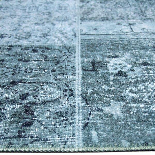 Nr. 96624 – P-BOSPORUS 030 BLAUW zijkant detail